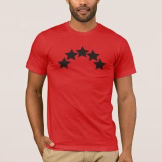 Pink Floyd - 5 Stars T-Shirt