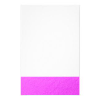 Pink Foil Printed Stationery