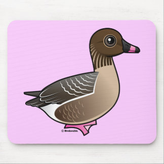 Pink-footed Goose Mouse Pad