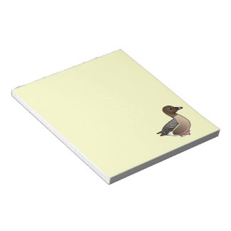 Pink-footed Goose Memo Note Pads