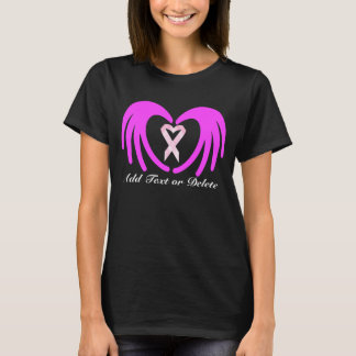 Pink for Cancer Awareness Shirt ... SRF