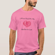 Pink for Mother-In-Law T-Shirt