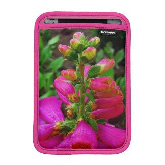Pink Foxglove-iPad Mini Sleeve iPad Mini Sleeve