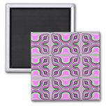 pink fractal magnets
