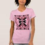 Pink Fractal Shirt