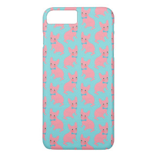 Pink Frenchie - What's Up? iPhone 8 Plus/7 Plus Case