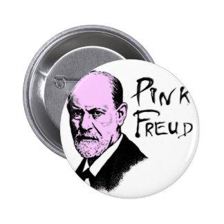 pink_freud 2 inch round button