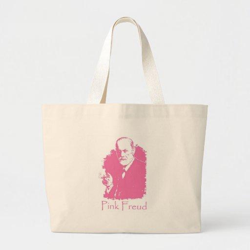 Pink Freud bag