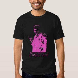 Pink Freud dark t-shirt