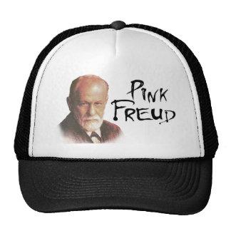 Pink Freud Mesh Hat