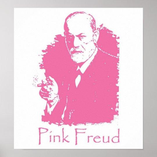 Pink freud poster zazzle pink freud poster bookmarktalkfo Images