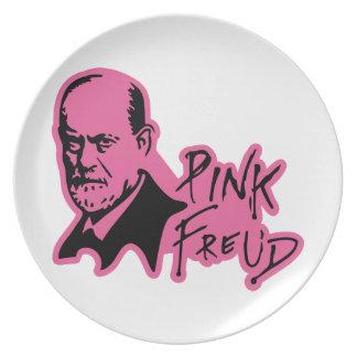 PINK FREUD Psychoanalysis Sound Edition Dinner Plate