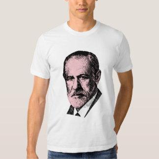 Pink Freud Sigmund Freud Shirts