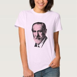 Pink Freud Sigmund Freud Tshirts