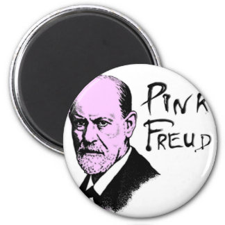 Pink Freud T-Shirt Great Quality Pink Floyd Magnet