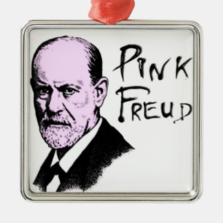 Pink Freud T-Shirt Great Quality Pink Floyd Metal Ornament