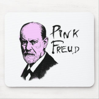 Pink Freud T-Shirt Great Quality Pink Floyd Mouse Pad