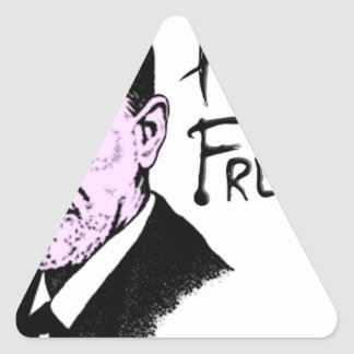 Pink Freud T-Shirt Great Quality Pink Floyd Triangle Sticker