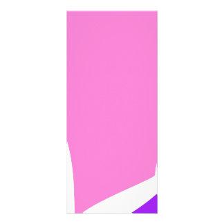 Pink Frog Full Color Rack Card