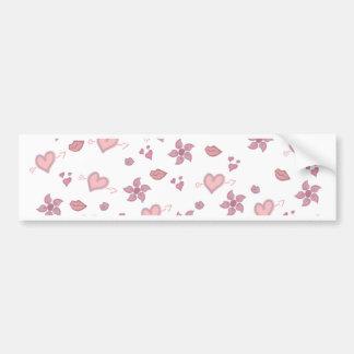 Pink Fun Bumper Sticker