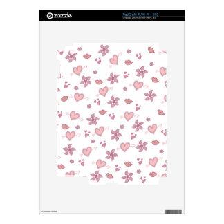 Pink Fun iPad 2 Decals