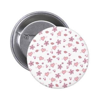 Pink Fun Pinback Button