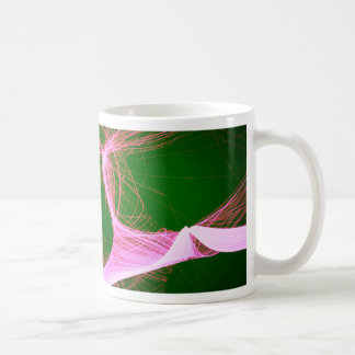 pink fun spunky coffee mug