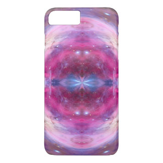 Pink galaxy iPhone case, cover space art