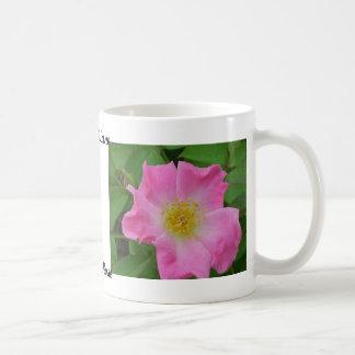 Pink Garden Rose - CricketDiane Flowers Coffee Mug