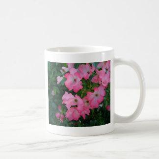 Pink Garden Rose Floral Pretty Girly Stuff Mugs