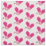 Pink Gardening Gloves Fabric