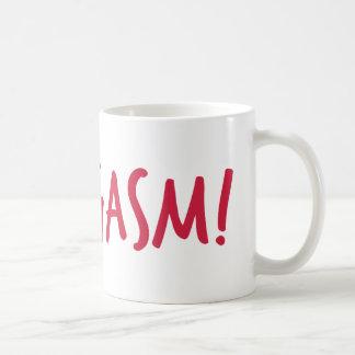 Pink Geekgasm Mug