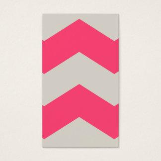 Pink Gem Business Card