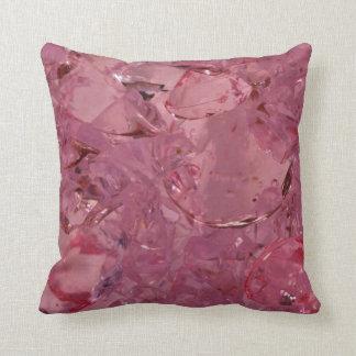 Pink Gemz pillow