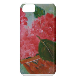 Pink Geraniums IPhone Case