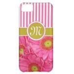 Pink Gerber Daisies Cover For iPhone 5C