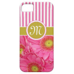 Pink Gerber Daisies iPhone 5 Cover