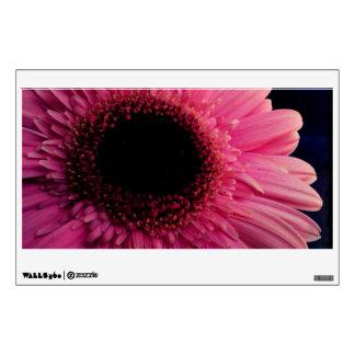 Pink Gerber Daisy Wall Decal
