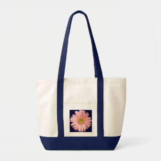 Pink gerbera Bag