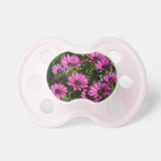 Pink Gerbera BooginHead Pacifier