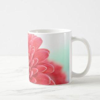 Pink Gerbera Classic White Coffee Mug