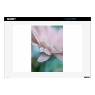"Pink Gerbera Daisy 15"" Laptop Skins"
