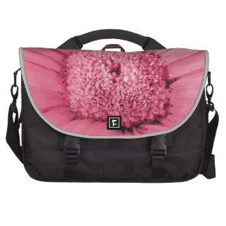 Pink Gerbera Daisy Bag For Laptop