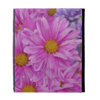 Pink Gerbera Daisy Caseable iPad Folio Case