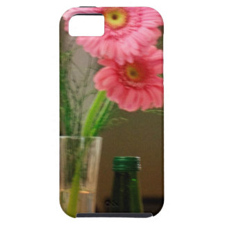 Pink Gerbera Daisy Gifts iPhone 5 Cases