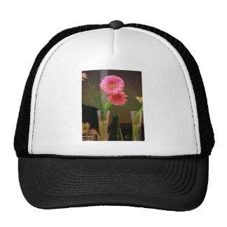 Pink Gerbera Daisy Gifts Trucker Hat