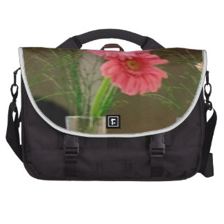 Pink Gerbera Daisy Gifts Laptop Bags