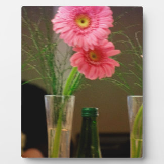 Pink Gerbera Daisy Gifts Plaque