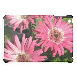 Pink Gerbera Daisy iPad Mini Cover