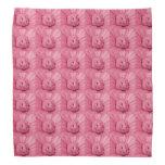Pink Gerbera Daisy Kerchiefs